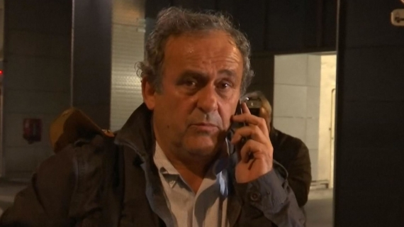 Michel Platini accusé de corruption